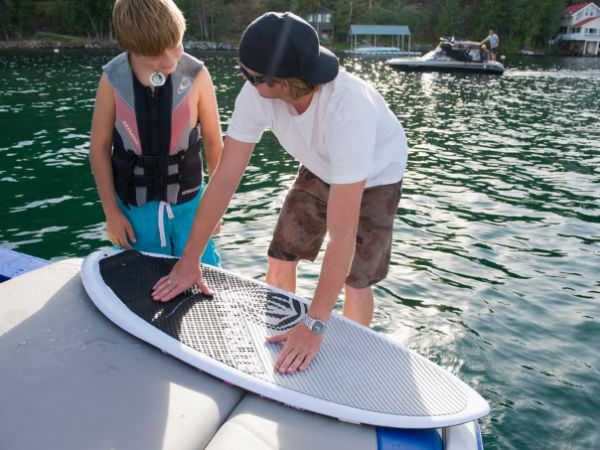 Lessons & Lake Tours